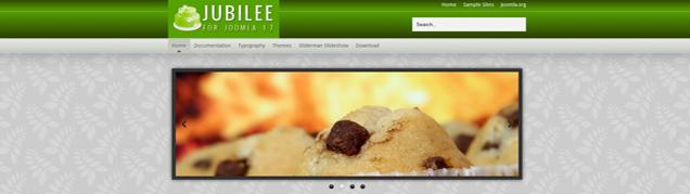 Jubilee – całkowicie darmowy szablon dla Joomla! 1.7
