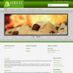 Jubilee Joomla 1.7 Szablon
