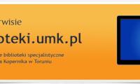 Nowa odsłona serwisu biblioteki.umk.pl