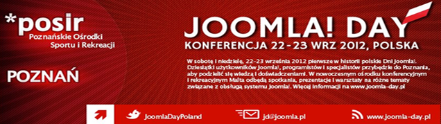 Joomla! Day Poland 2012