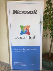 Joomla! + Microsoft
