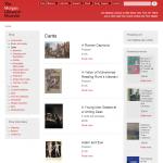 E-sklep Morgan Library & Museum w Nowym Jorku na systemie Drupal