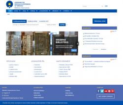 Witryna BU UMK dostępna dla czytelników