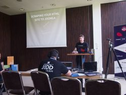 Peter Martin / Scraping your HTML site to Joomla