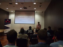 Geraint Edwards / Joomla 3.7 Custom Fields - Using Them to Their Full Potential